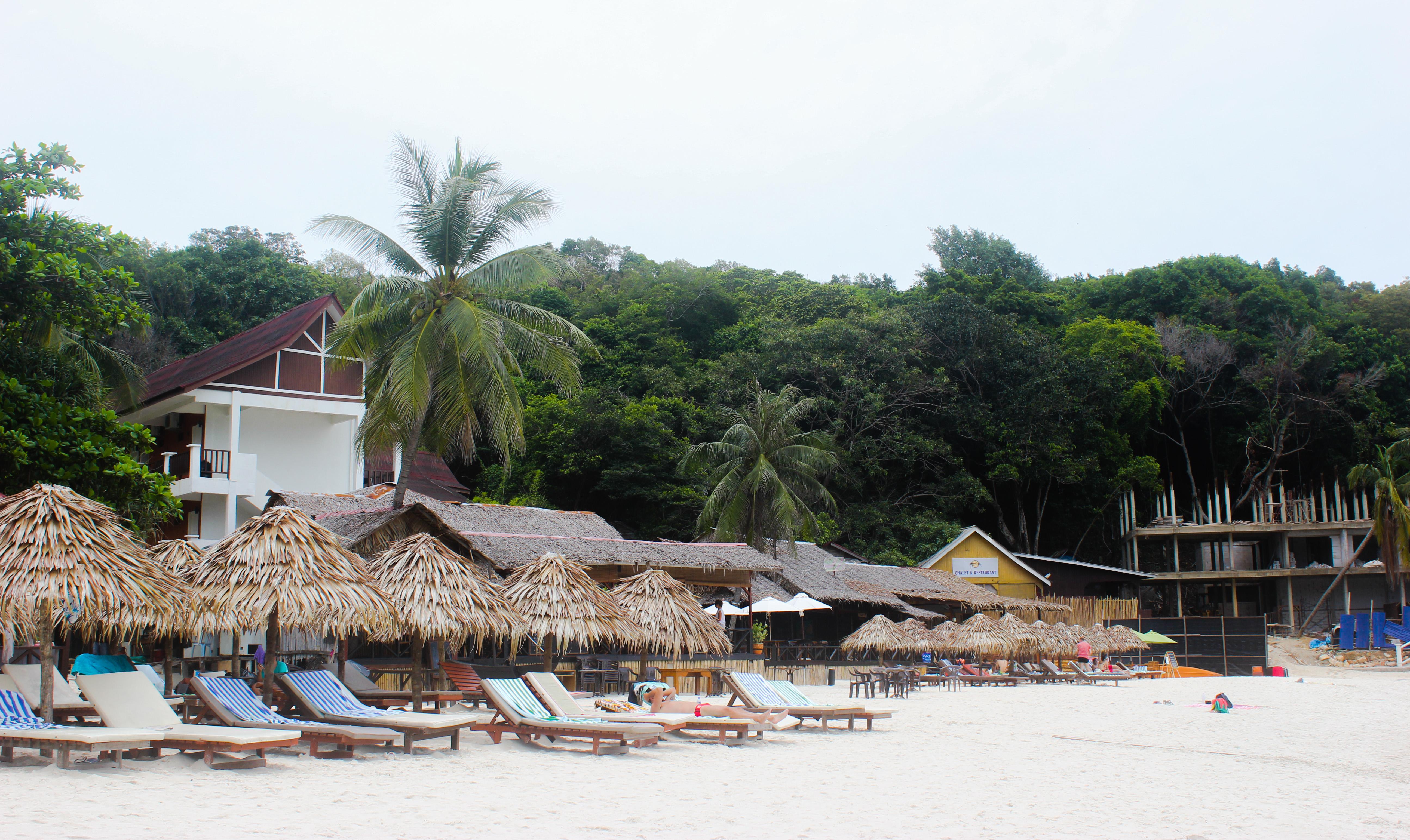 Image de la plage de plage de Pulau kecil