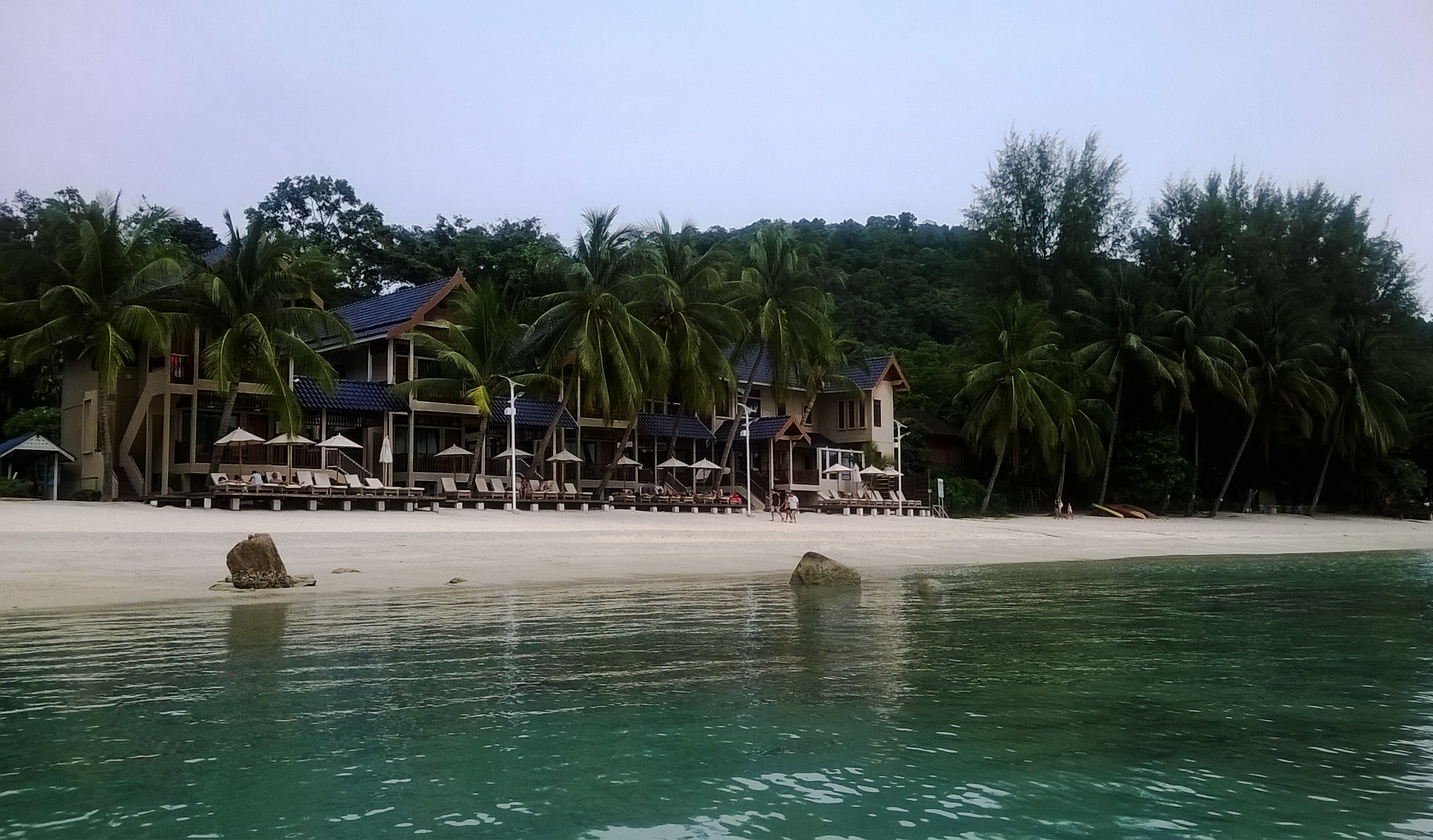 Image du Coral View Island Resort
