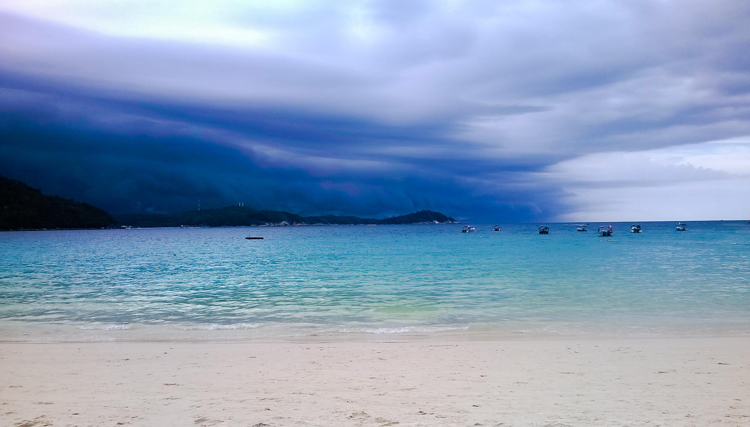 Image plage perhentian island resort