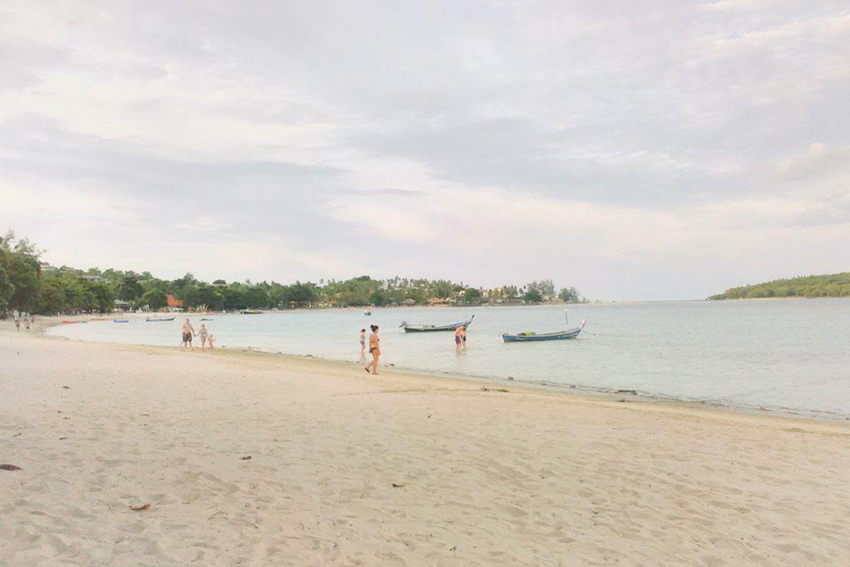 image de laplage de chaeweng beach