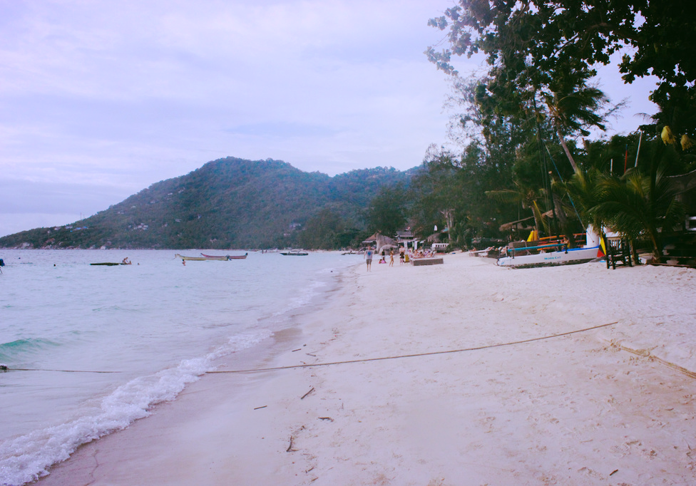 Image de la plage de sairee beach