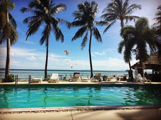 Image de la piscine du lime &  soda beach resort à Koh Phangan