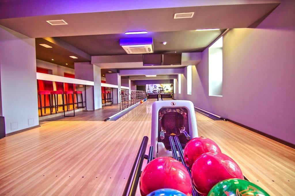 Image du bowling de l'hôtel Poiana Brasov