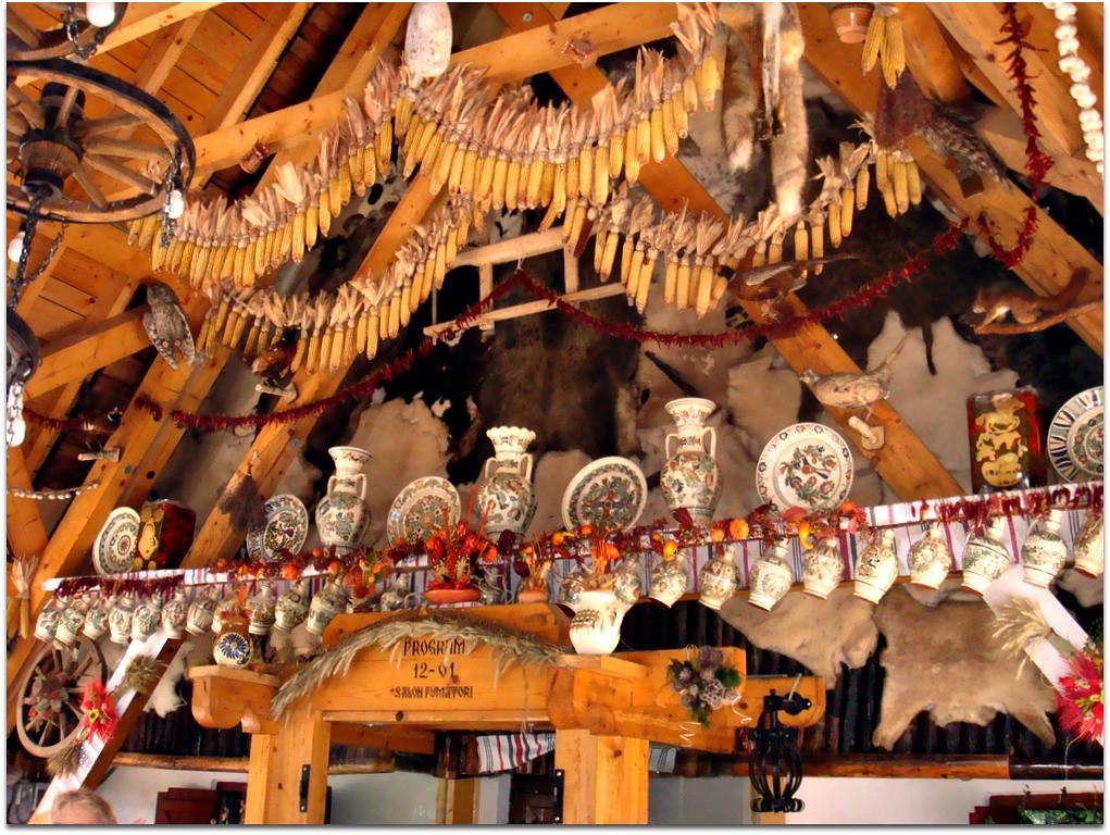 Image de la décoration du Coliba Haiducilor