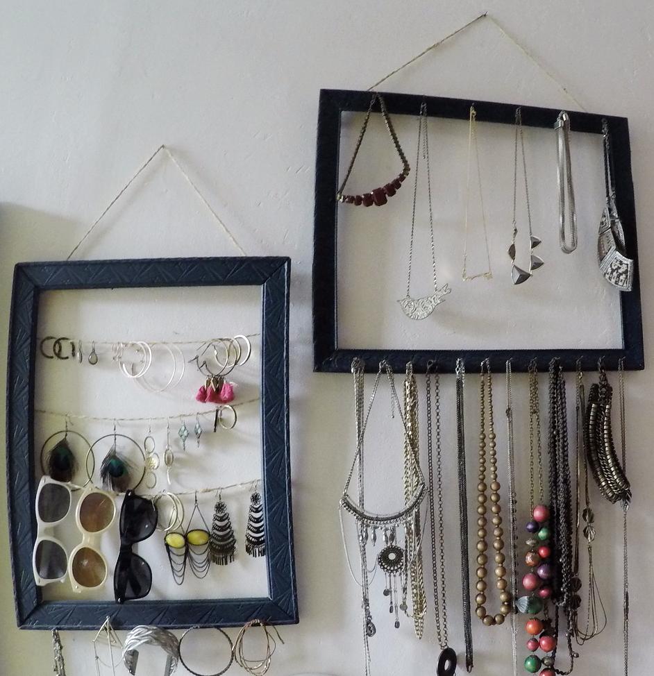cadre à bijoux