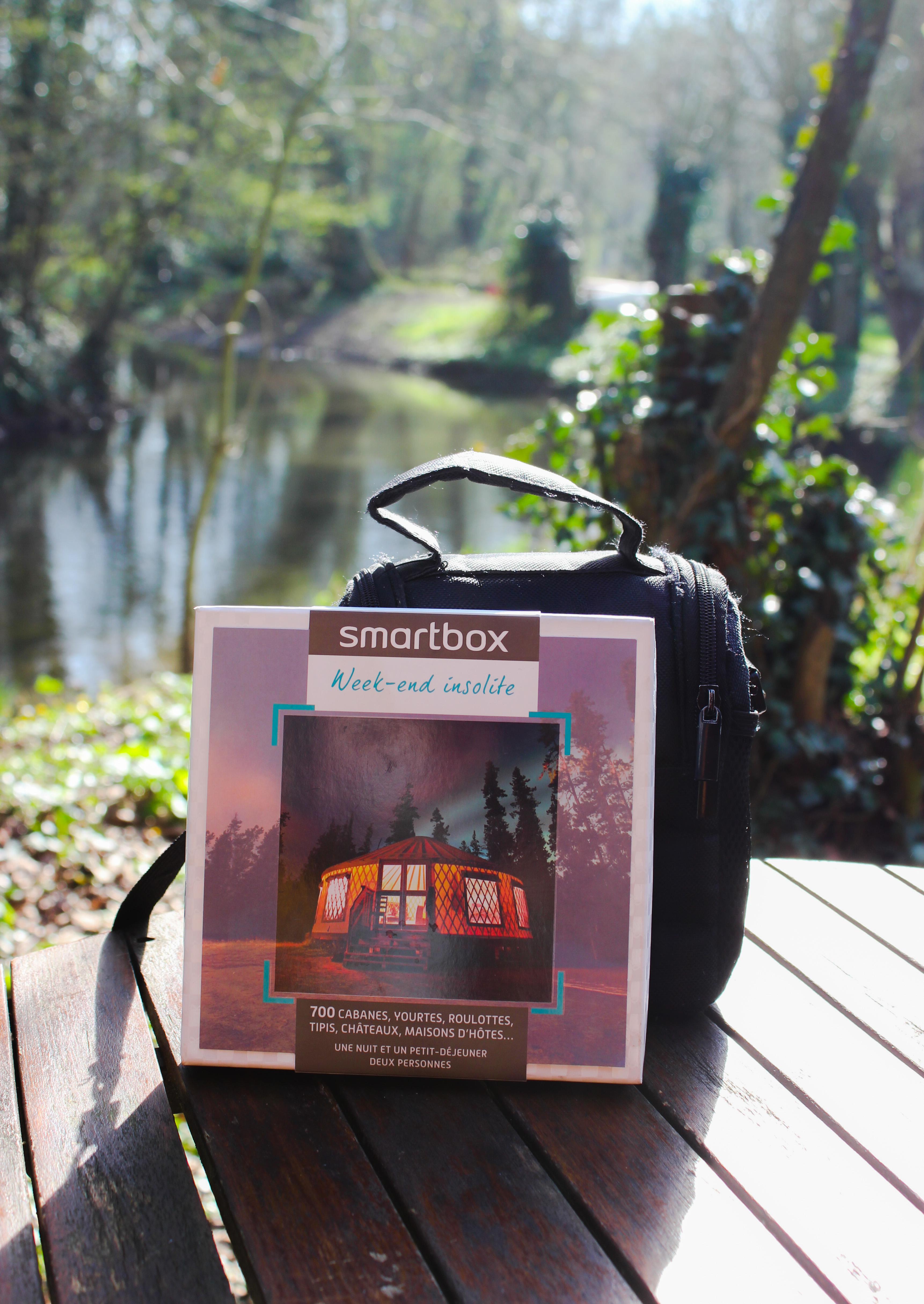 Idée cadeau: La Smartbox week-end insolite
